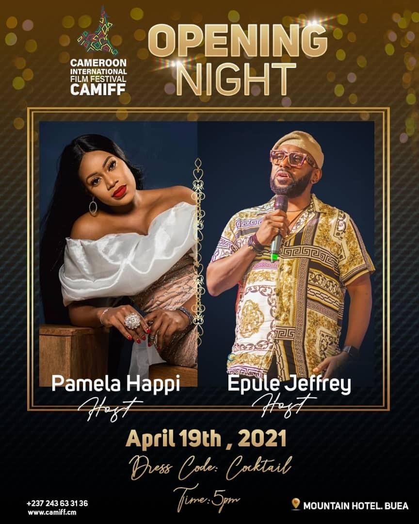 CAMEROON INTERNATIONAL FILM FESTIVAL (CAMIFF) 2021